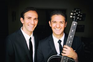 The Everly Brothers Experience featuring The Zmed Brothers in Wrentham, Sat., Feb. 15