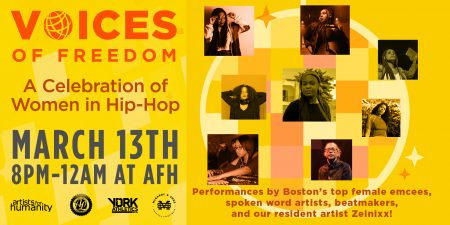Voices of Freedom: A Celebration of Women in Hip-Hop