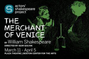 The Merchant of Venice (POSTPONED)