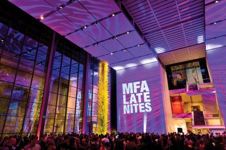 MFA Late Nites
