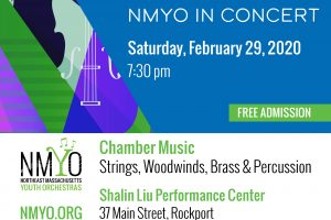 Northeast Massachusetts Youth Orchestras Chamber Music Concert