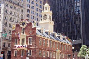 Adams Family in Boston - Walking Tour
