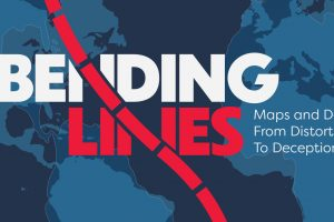 """BENDING LINES: Maps and Data from Distortion to Deception"