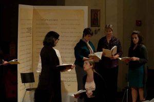 Hildegard von Bingen's ORDO VIRTUTUMM by Cappella Clausura