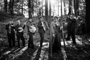 Jazz Midday Muse: Mark Hamilton & Klezperanto!