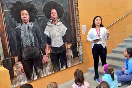 Black History Month Tour at the Davis