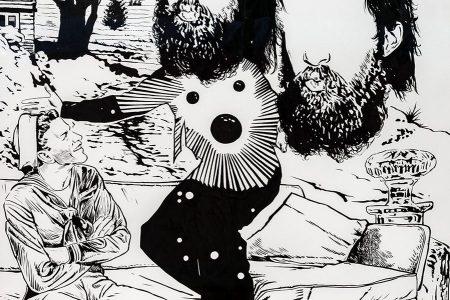 Toro Herrera: An Exhibition by César Gabler
