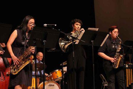 Wellesley BlueJazz Combos Concert: No Walls, No Borders
