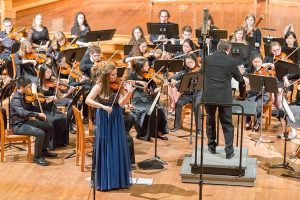 Brandeis-Wellesley Orchestra Spring Concert: Catch a Rising Star!