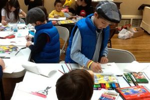 Free Children's Art Discovery Class