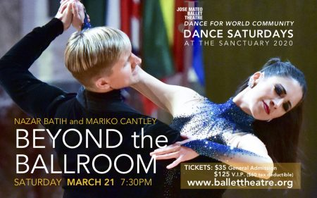 *CANCELED* Beyond the Ballroom