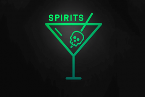 Spirits Podcast Live!