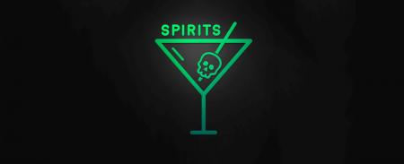 Spirits Podcast Live!
