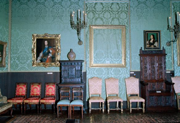 Take a Virtual Tour of the Gardner Museum and learn about its famous art heist