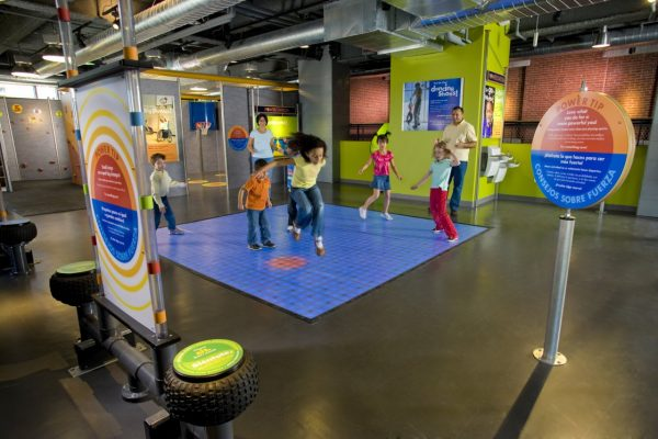 Go on Virtual Tours at Boston Children's Museum