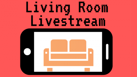 The ARTery's Living Room Livestream Series