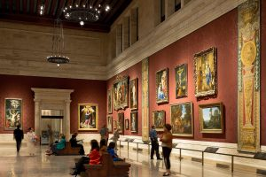 Museum of Fine Arts Virtual Tour and Exhibits
