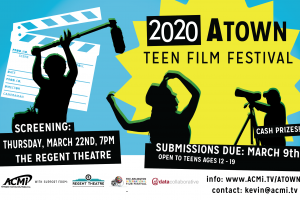 Fifth Annual ACMi A-Town Teen Video Contest