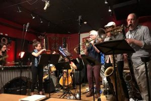 A who's who of 10 Boston & guest Jazz Musicians (Band) (POSTPONED)