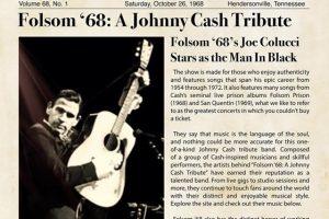 Folsom '68: A Johnny Cash Tribute