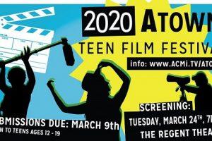 (VIRTUAL) 2020 A-Town Teen Video Festival