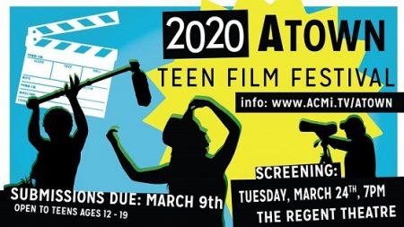 2020 A-Town Teen Video Festival