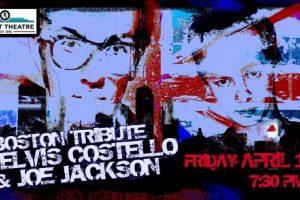 A Boston Tribute to Elvis Costello and Joe Jackson