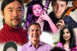 Autumn Water -A Water-Related program of Chinese Classics and Improvisations, 03/21 at Jordan Hall