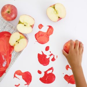 Minni Make + Play – Fruit + Veggie Prints (virtu...