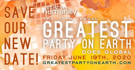 *NEW DATE* Artists For Humanity's 15th Annual Grea...