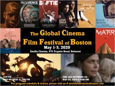 GLOBAL CINEMA FILM FESTIVAL OF BOSTON | MAY 1-3, 2020