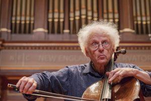 Complete Bach Cello Suites (cancelled)