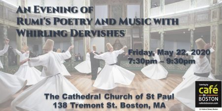 An Evening of Rumi's Poetry and Music with Whirlin...