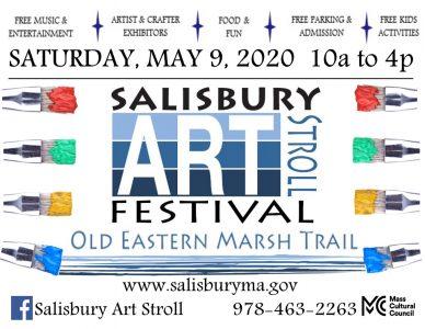 Salisbury Art Stroll & Festival