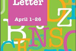 Write Me A Letter: The Alphabet Artist Reception