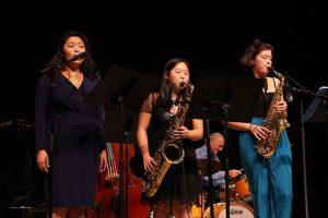 """Wellesley BlueJazz Big Band Spring Concert: """"Have you Heard?"""""""