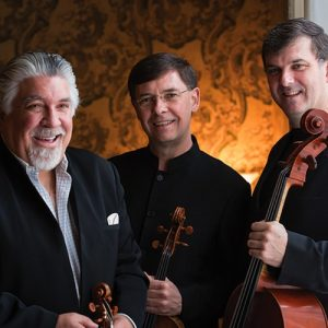 Beethoven String Trios with the Díaz Trio (Canceled)