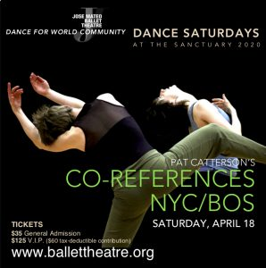 Co-References NYC/BOS (CANCELED)