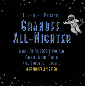**CANCELLED** Granoff All-Nighter