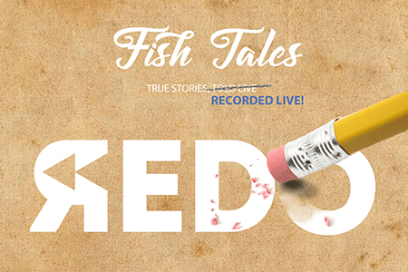 Redo:  True Stories Recorded Live