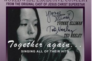 """Yvonne Elliman & Ted Neeley… """"Together Again"""""""
