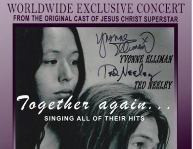 "Yvonne Elliman & Ted Neeley… ""Together Aga..."