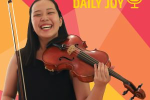 From the Top's Daily Joy