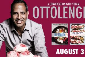 Conversation with Yotam Ottolenghi