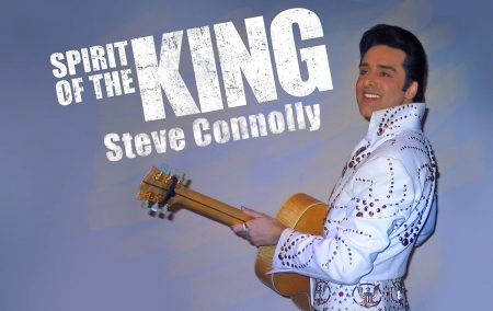 NIGHT TWO - Spirit of the King - The #1 Elvis Show