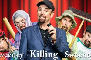 Steve Sweeney - The King of Boston Comedy