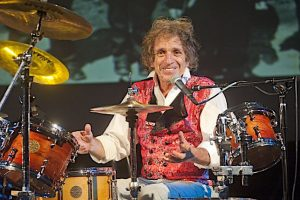 Corky Laing - Legendary Drummer of Mountain