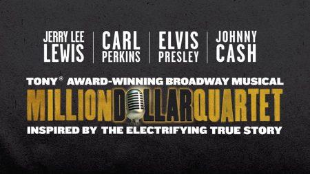 Million Dollar Quartet (NEW DATES)