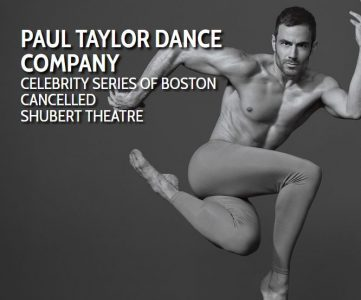 Paul Taylor Dance Company (CANCELLED)