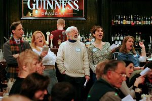 A Virtual Pub Sing with David Coffin